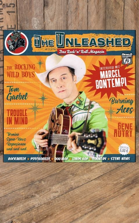 The Unleashed 53 #19