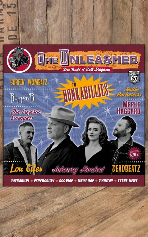 The Unleashed 53 #20