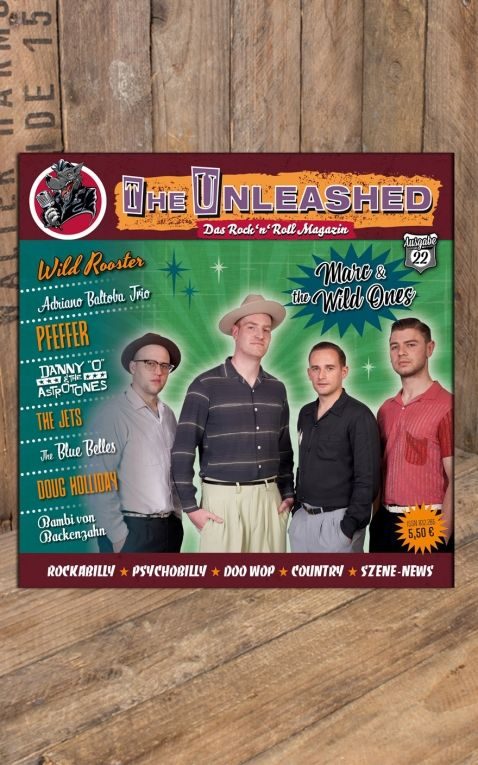 The Unleashed 53 #22