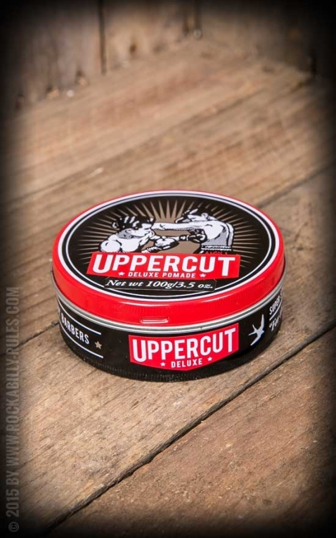 Uppercut Deluxe Pomade Waterbased