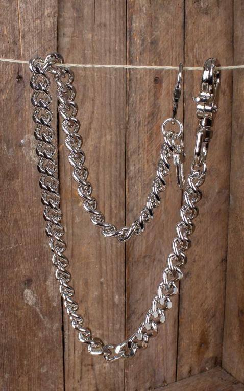Wallet Chain | Geldbeutelkette Cut Leash