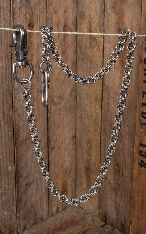 Wallet Chain Knight Hack Distressed