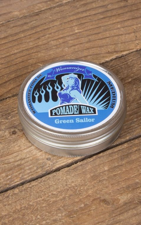 Womanizer Pomade Green Sailor, mittel