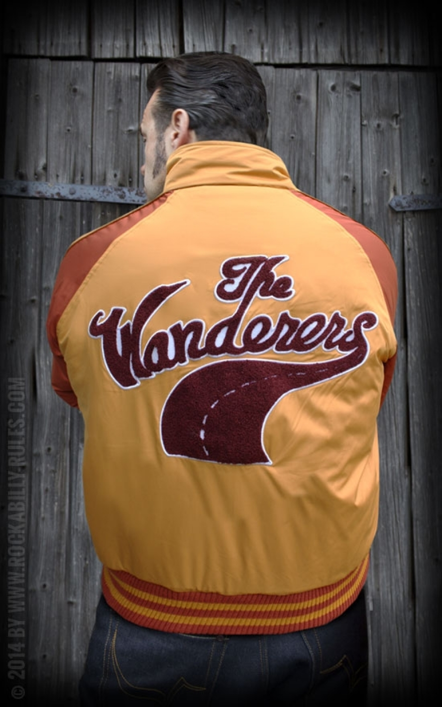 Wanderers Jacket by Rockabilly-Rules | Rockabilly - 50s Style