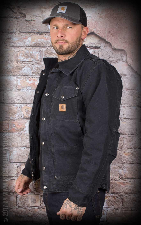 c7fda9f3317 Carhartt - Berwick Jacket | Rockabilly Rules