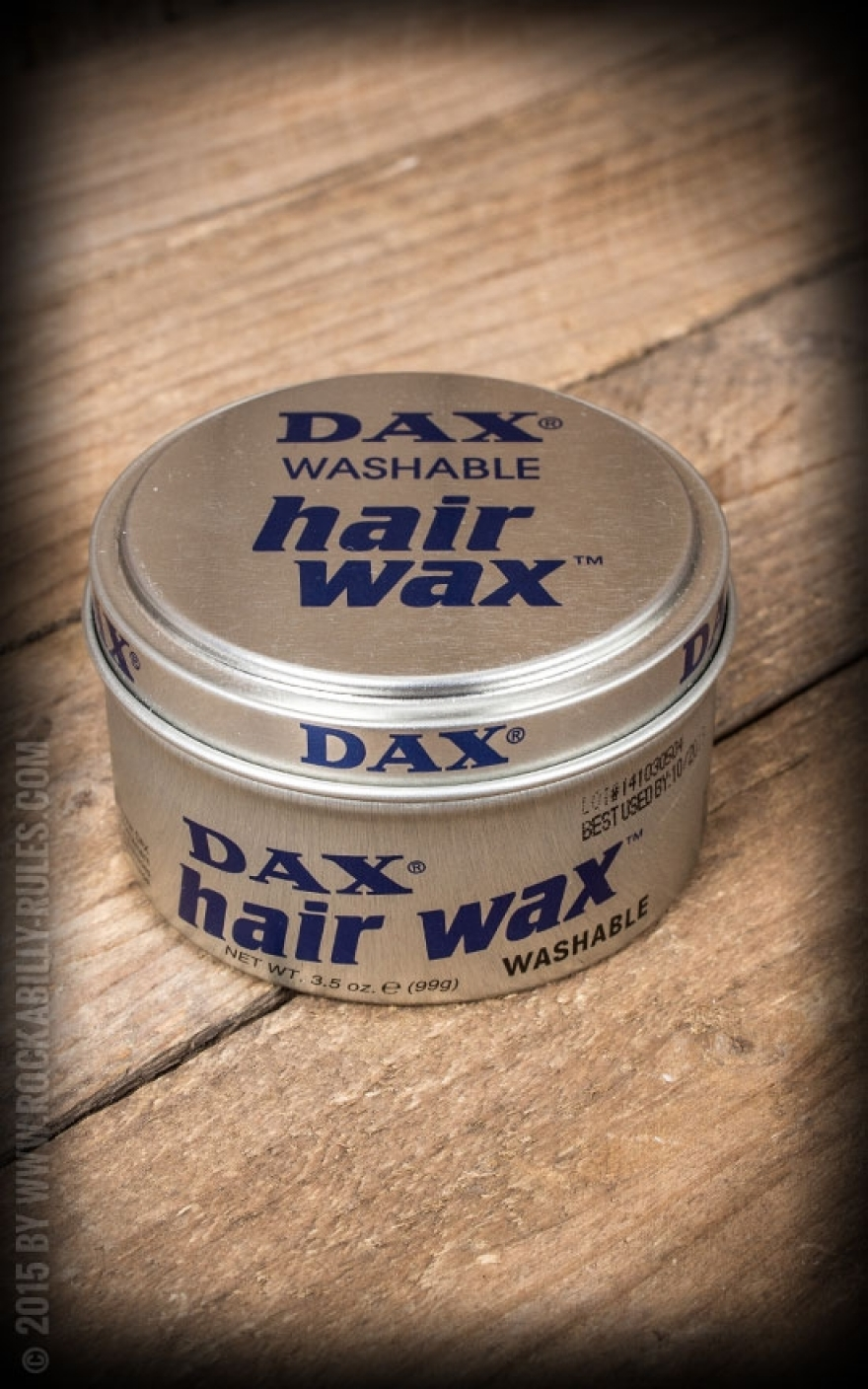 Dax washable hair wax for Papeterie dax