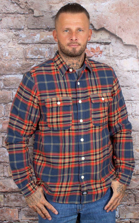 officiel de vente chaude tout à fait stylé style limité Dickies - Vest de chemise Annandale, navy