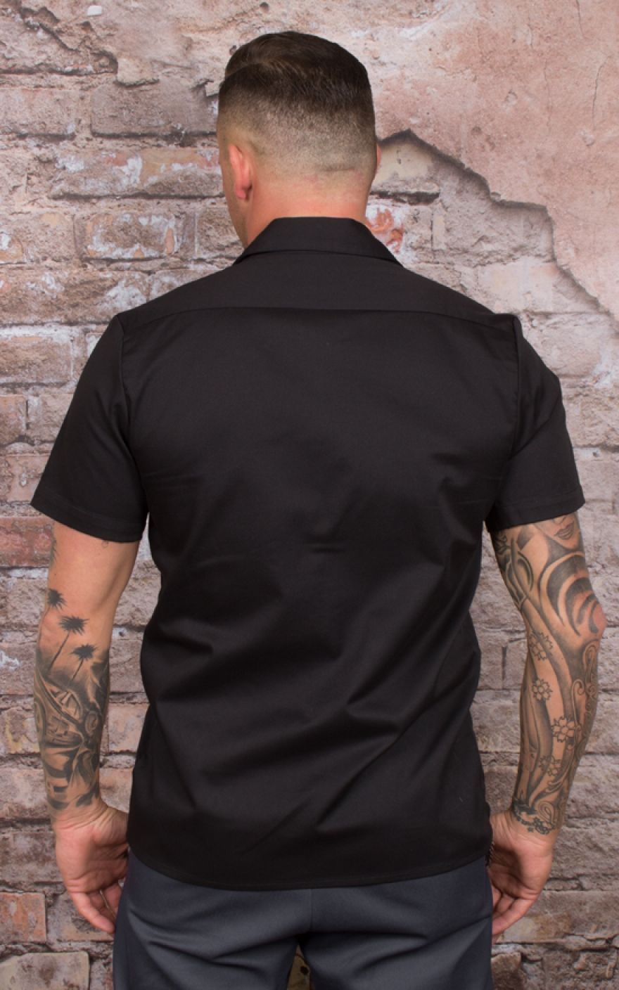 d0abed4f32e692 Dickies - Short Sleeve Shirt North Irwin