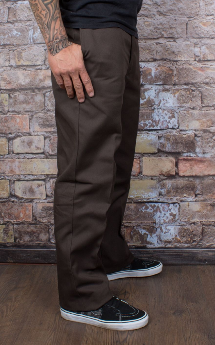 Dickies Original 874 Work Pant braun