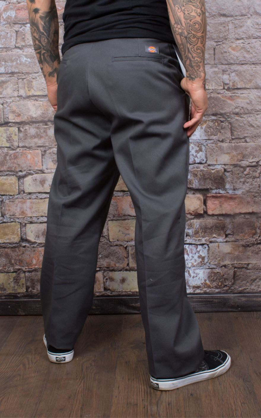 Dickies Original 874 Work Pant Charcoal Grey