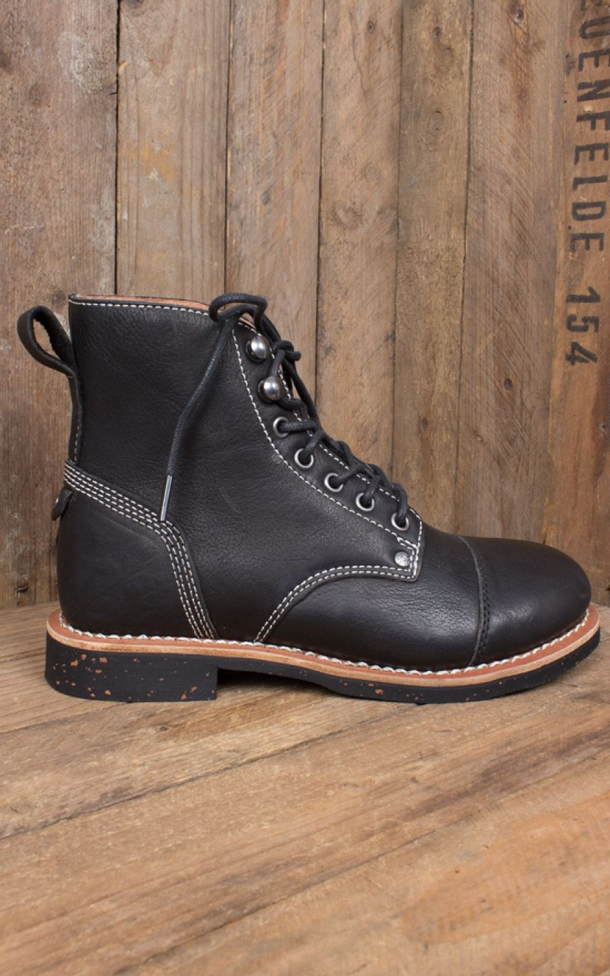 Dickies Boots Knoxville Rockabilly Rules
