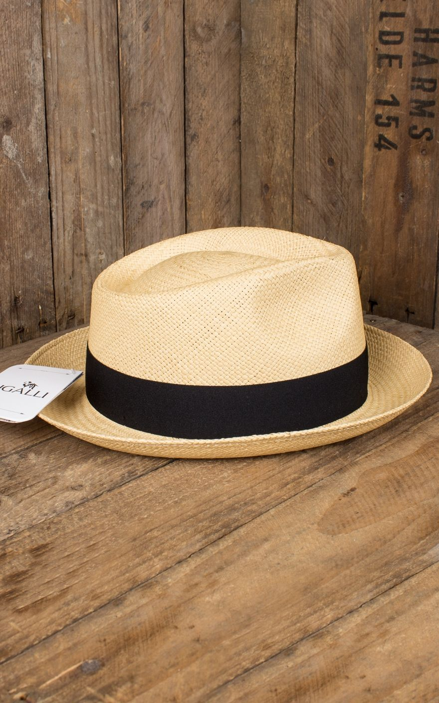 Bigalli Hats - Toquilla Quick Step 08200dec0068