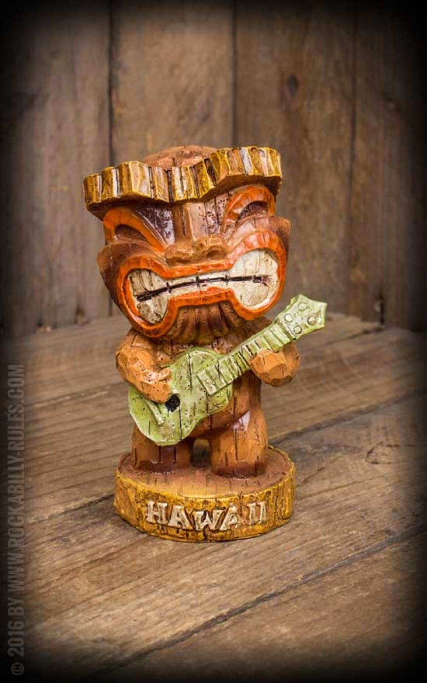tiki hawaii figur mele tiki rockabilly rules. Black Bedroom Furniture Sets. Home Design Ideas