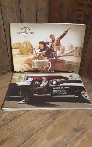 Rumble59 catalogue 2019 / 2020