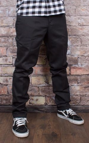 Dickies - Original 872 Slim Fit Work Pant, schwarz