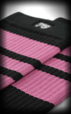 Hi Skatersocks HotRod Oldschoolsocks - The Pink Pinks