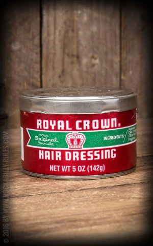 Royal Crown Hair Dressing Pomade - 142gr Tin