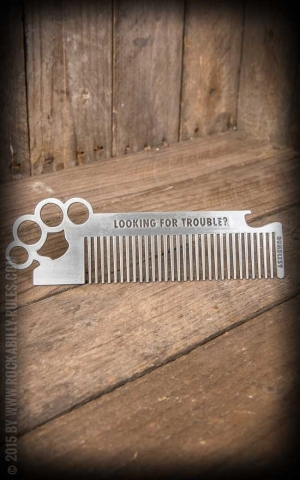 Rumble59 - Comb Brass Knuckles