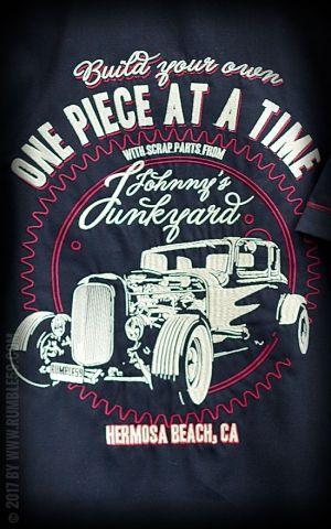 Rumble59 - Lounge Shirt - Johnnys Junkyard