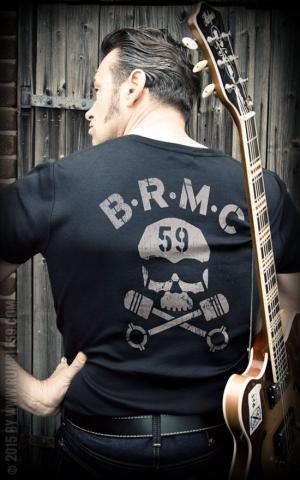 Rumble59 - BRMC - T-Shirt