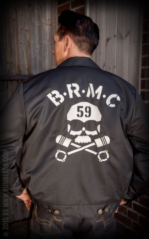 Rumble59 - Workerjacke - BRMC