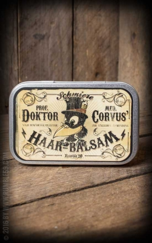 Rumble59 - Schmiere - Dr. Corvus Hair Balm