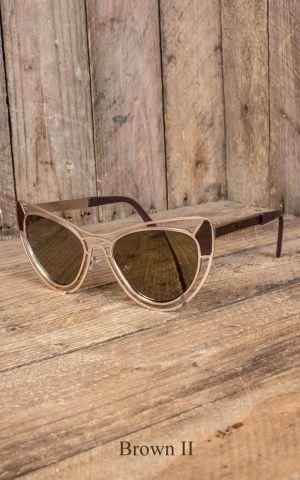Revive Eyewear - Lunettes de Soleil Deco Cat Eye