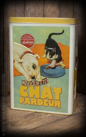 Tin can -  Chat Pardeur