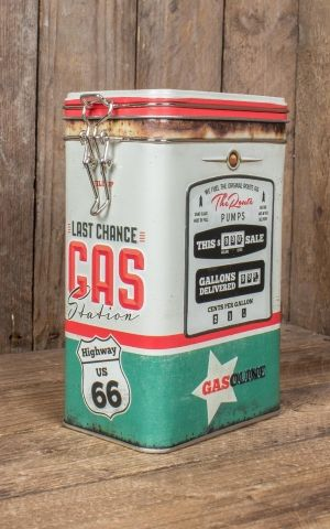 Vorratsdose - Kaffeedose - Route 66 Gas Station