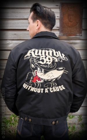 Rumble59 - Workerjacket - Big Bad Wolf