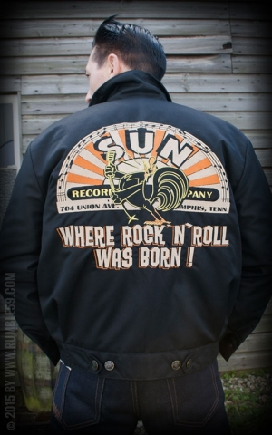 Rumble59 - Workerjacke - Sun Records