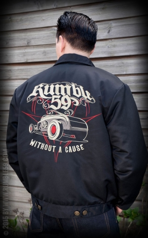 Rumble59 - Workerjacket - without a cause