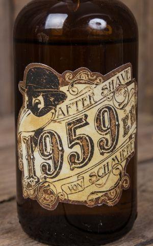 Rumble59 - Schmiere - After Shave 1959er