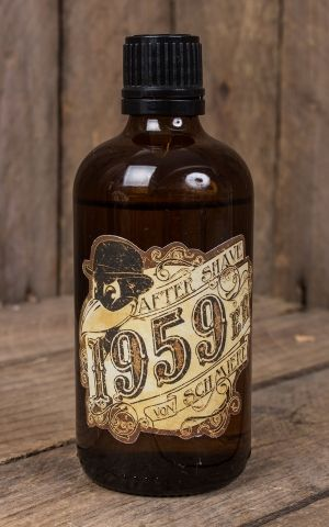 Rumble59 - Schmiere - After Shave 1959er
