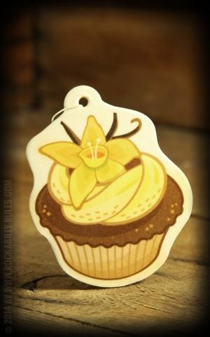 Airfreshener Cupcake - Vanilla