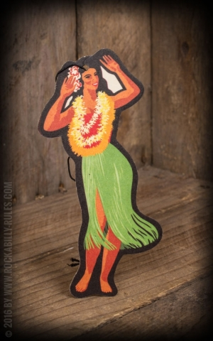 Airfreshener Hula Girl