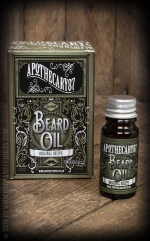 Apothecary 87 - The Original Recipe - Beard Oil, 10ml