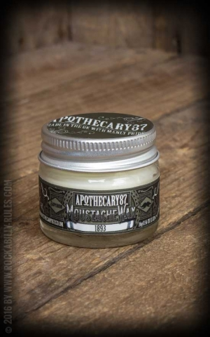 Apothecary 87 - Firm Hold Moustache Wax
