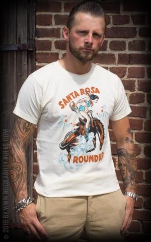 Atomic Swag T-Shirt Santa Rosa Roundup