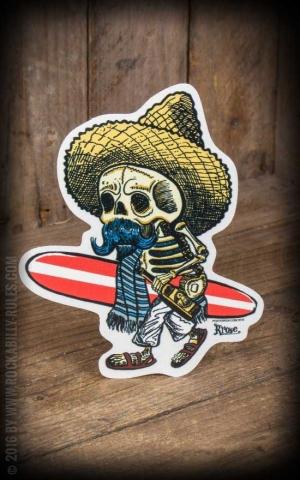 Sticker - El Borracho