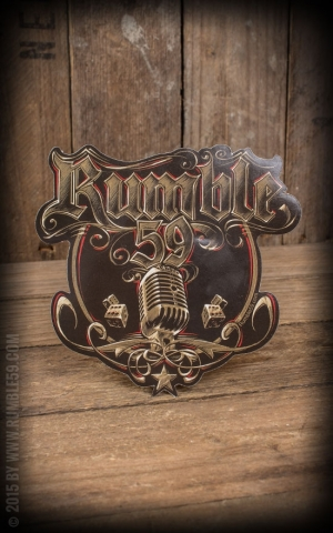 Rumble59 - Sticker Micro