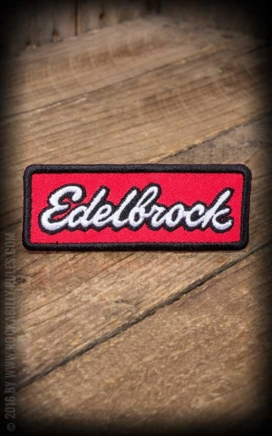 Patch - Edelbrock Logo