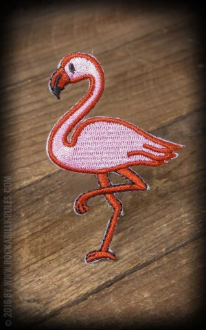 Patch - Flamingo