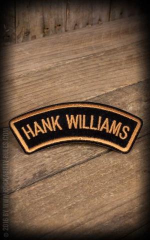 Patch Hank Williams
