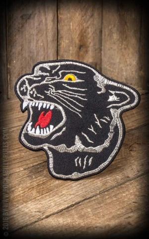 Aufnäher - Oldschool Black Panther