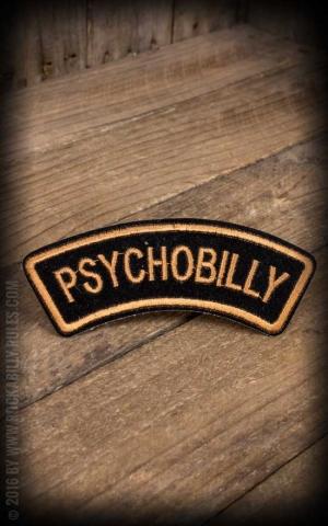 Psychobilly Patch