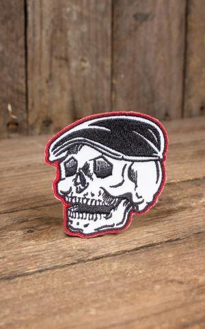 Aufnäher Rodder Skull by Rob Kruse