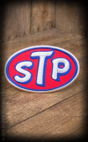 Patch - STP Racing Nascar