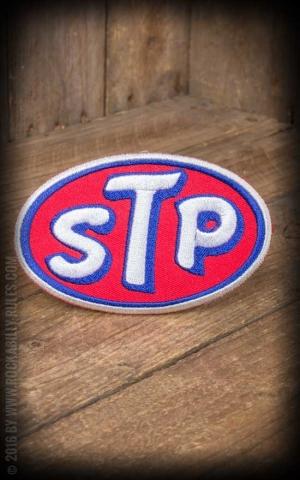 Aufnäher - STP Racing Nascar