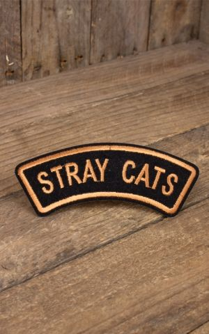 Patch Stray Cats